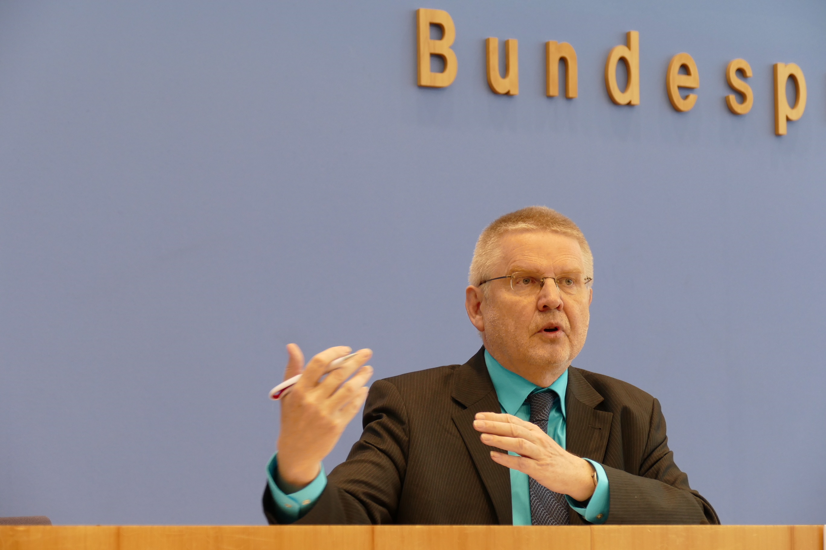 """""""Ich halte wenig von Finanzspritzen aus Berlin"""""""